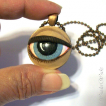 Eye See You Pendant