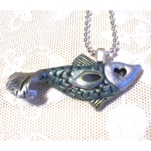 Glitz Guppy Necklace